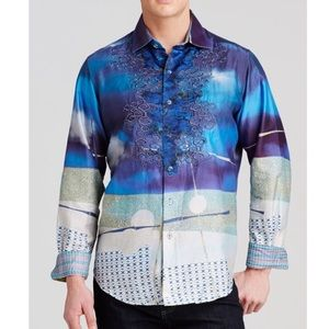 Robert Graham Borderland Limited Edition Shirt NEW